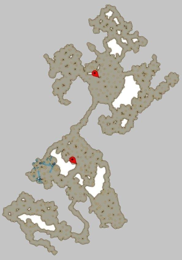 エウディア - サランド丘陵 - ビューポイント