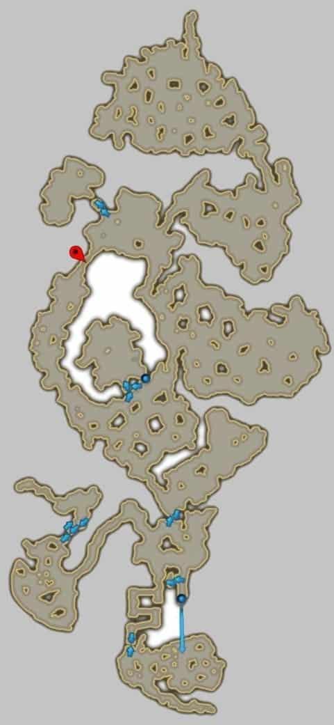 トートイク - 島巨人の森 - ビューポイント