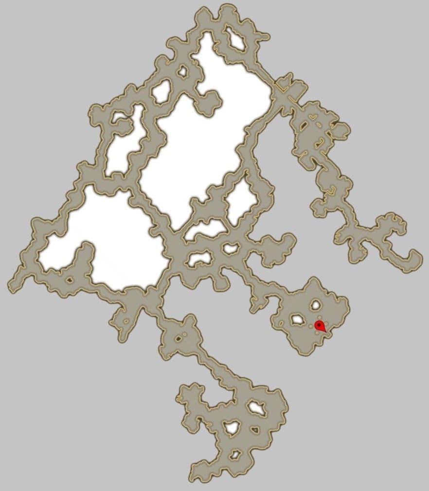 ルーテラン西部 - ビルブリン森 - ビューポイント