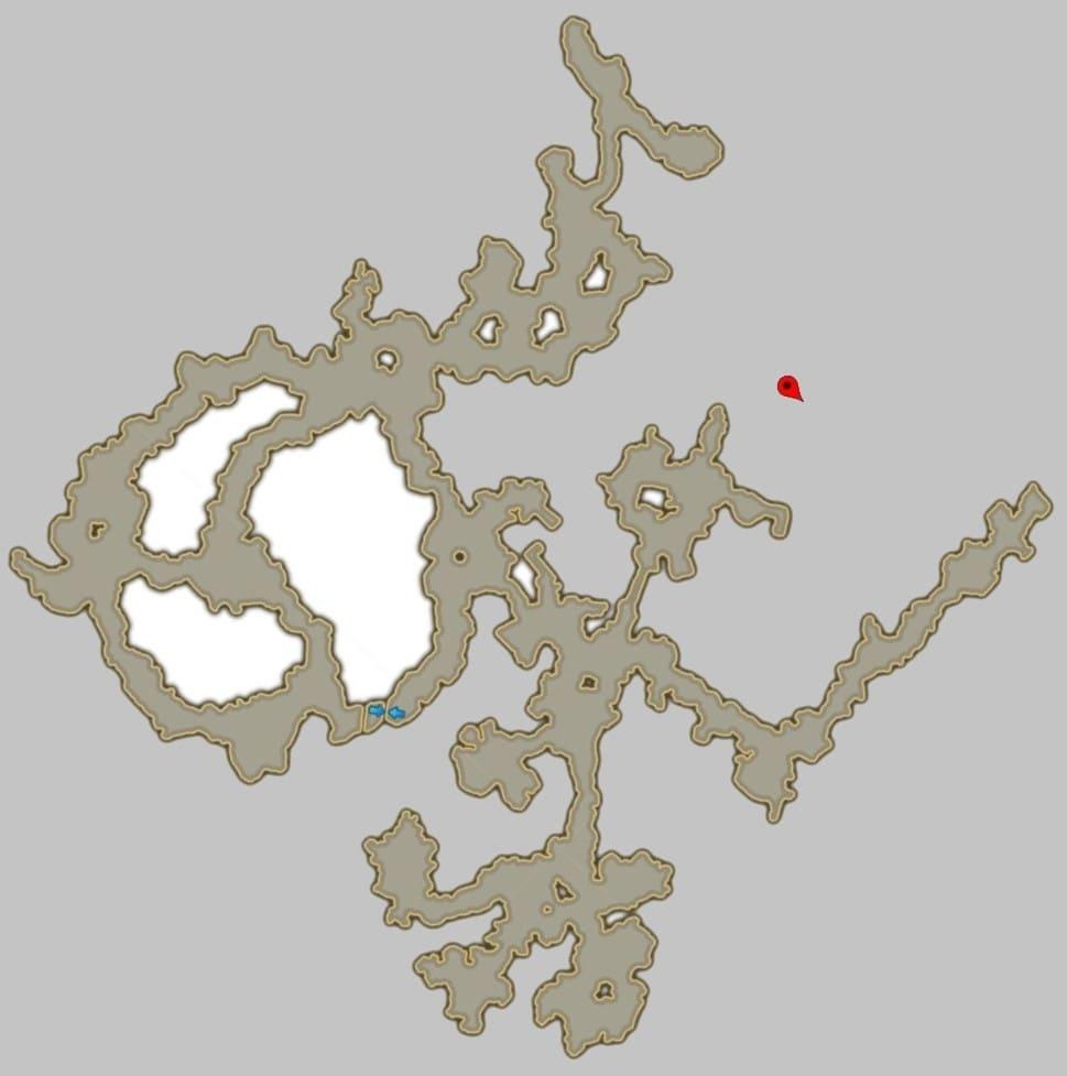 ルーテラン西部 - レイクバー - ビューポイント