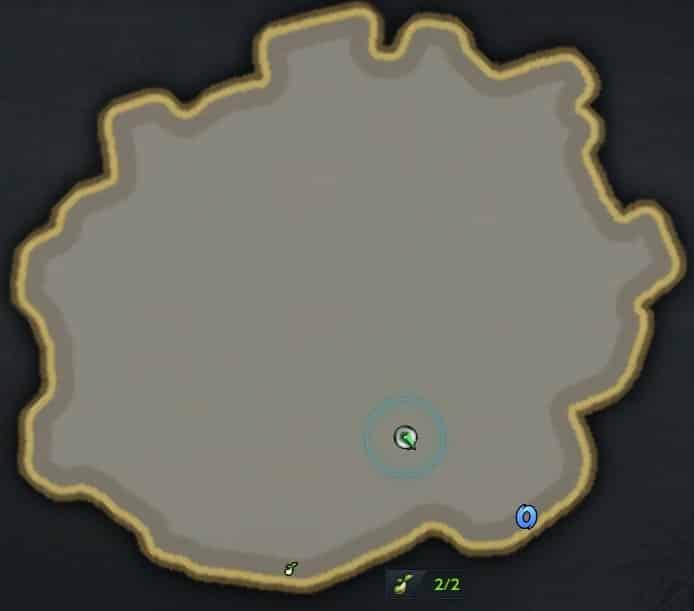 大航海、エラスモの島