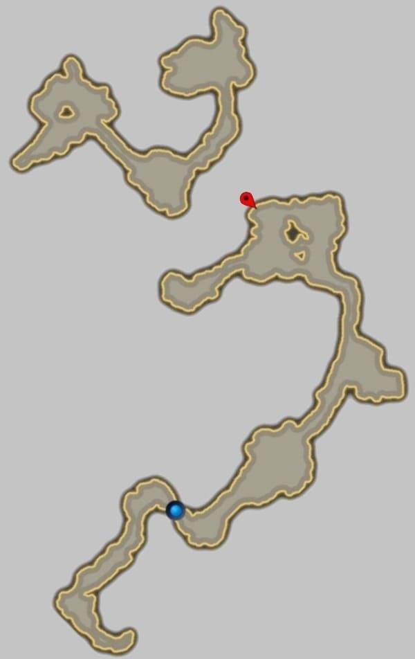 ルーテラン西部 - グレーハンマー鉱山 - ビューポイント