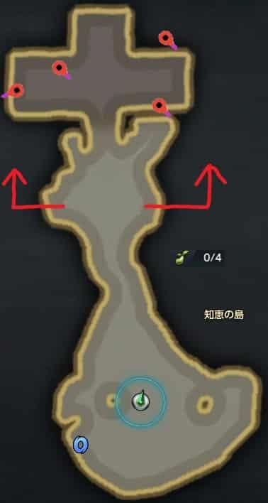 大航海 - 知恵の島 - モココの種
