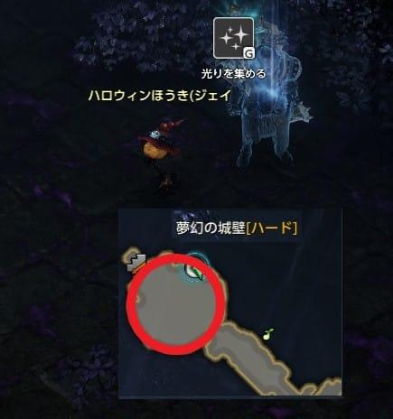 夢幻宮,モココのタネ